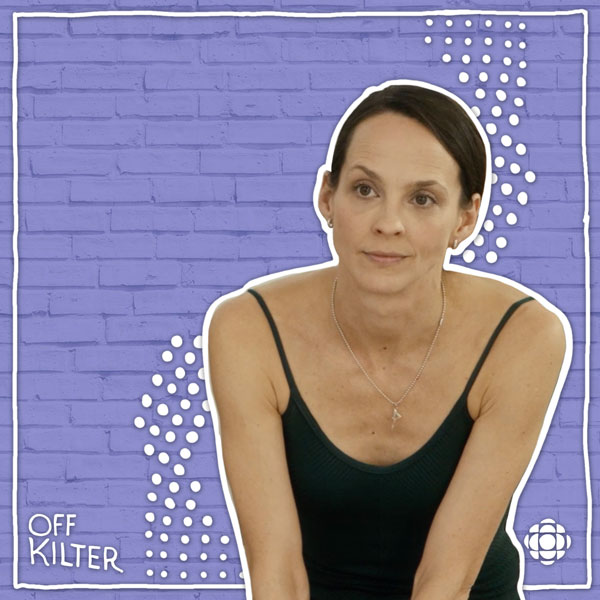 Sarah Murphy-Dyson as Anna in Off Kilter